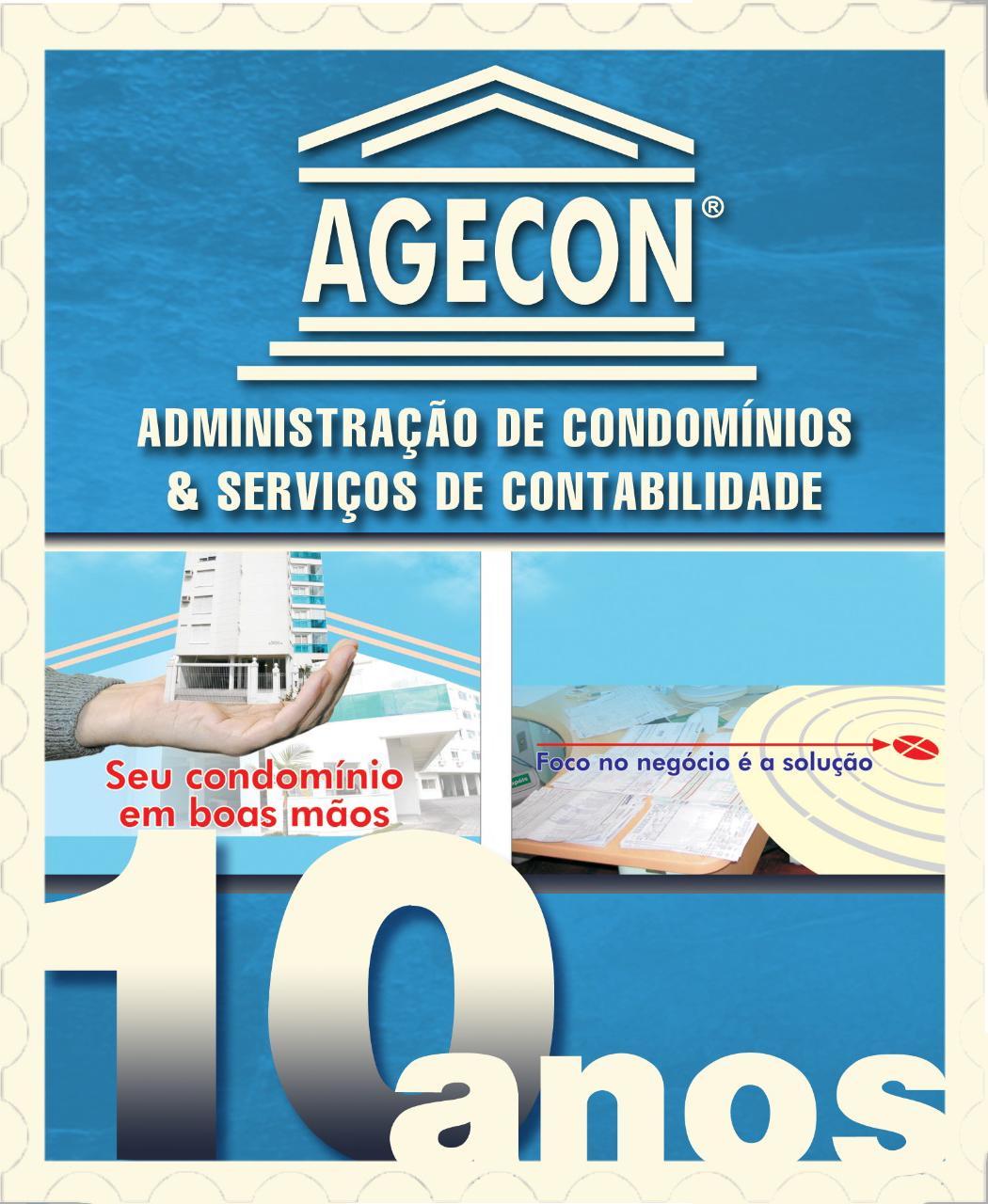 Agecon - 10 anos