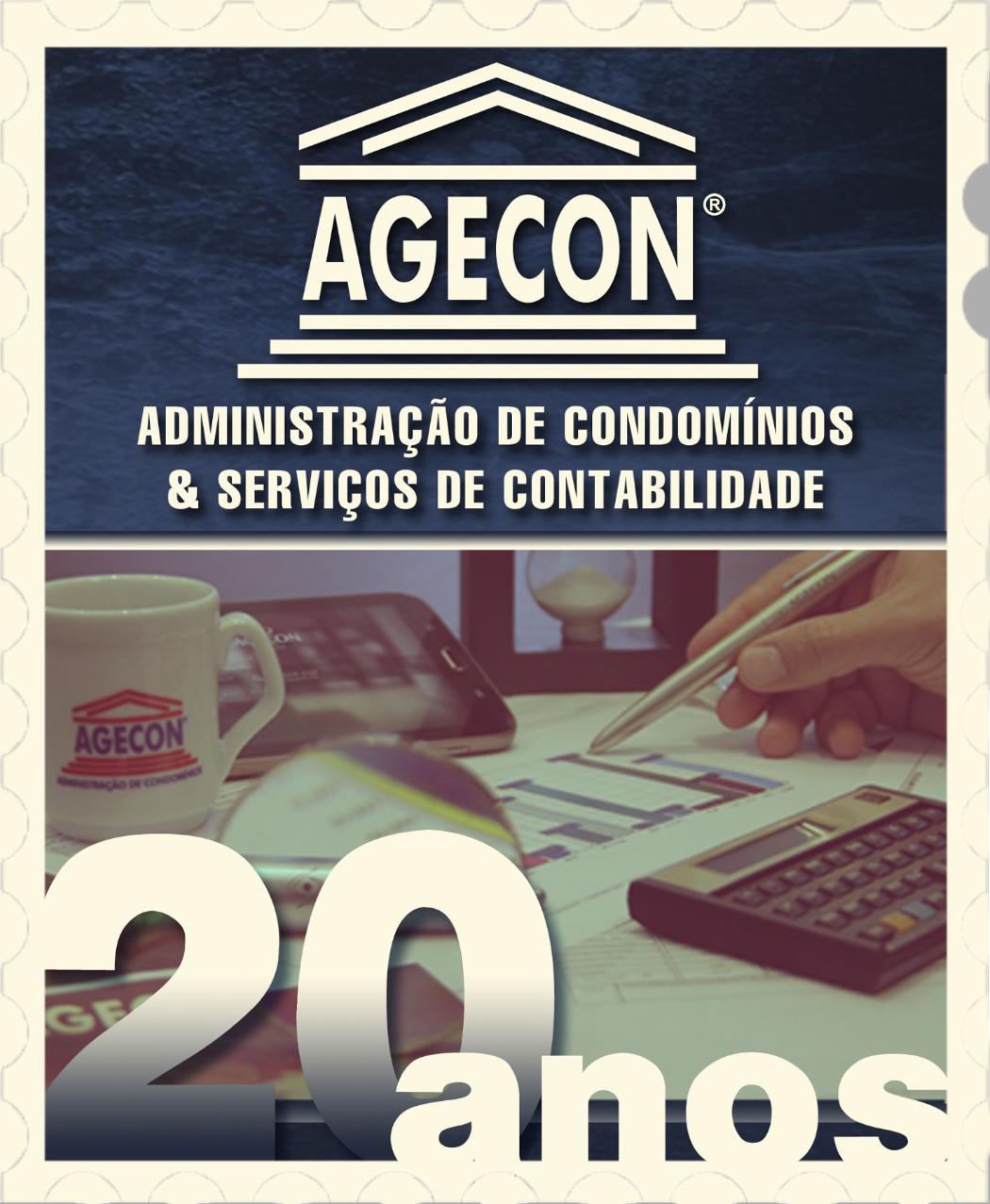 Agecon - 20 anos