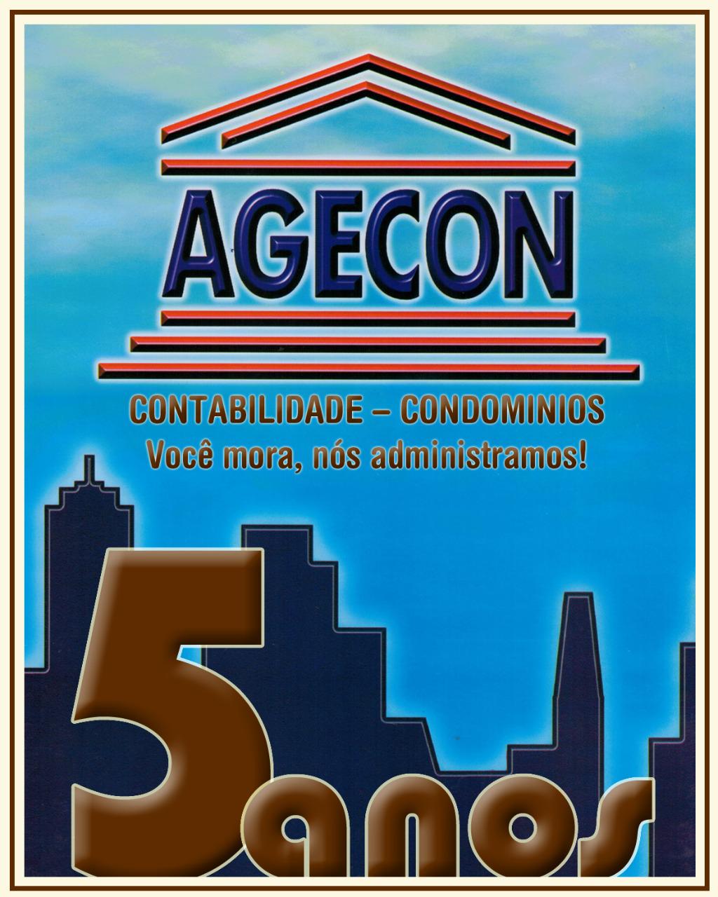 Agecon - 5 anos